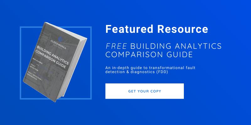 Building Analytics Comparison Guide